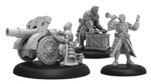 Steelhead Cannon Crew Mercenary Unit (metal/resin)